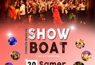 SHOW BOAT à Samer